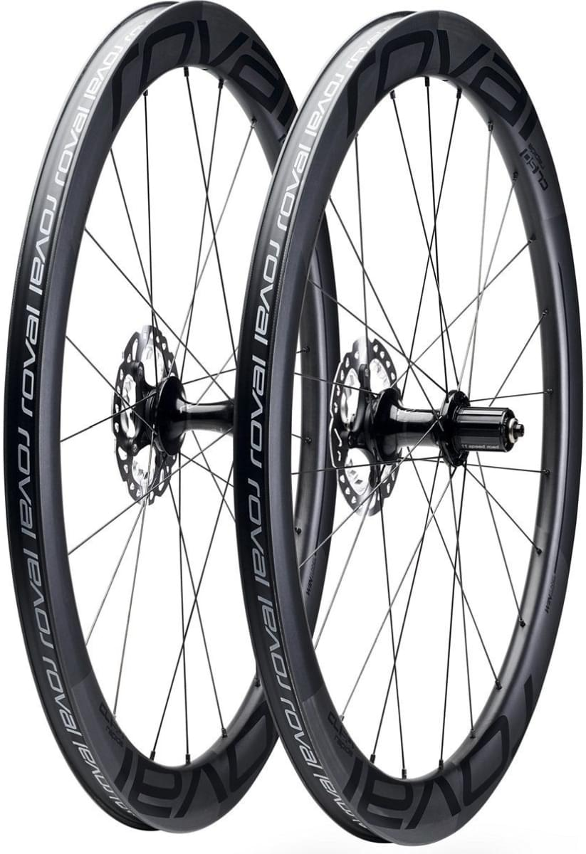 Specialized Rapide CL 50 Disc - satin carbon/black uni