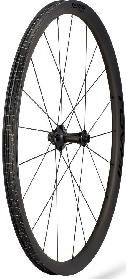 Specialized Terra CLX Front  700C - satin carbon/gloss blk uni