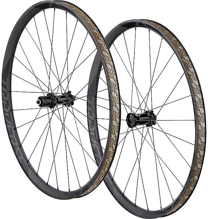 Specialized Roval Traverse SL 29 Wheelset - carbon/black decal uni