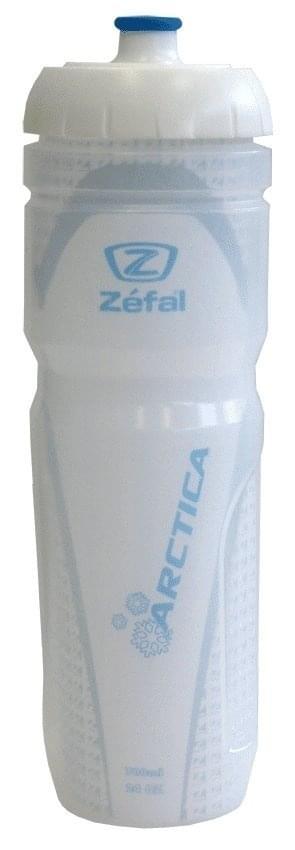 Cyklistická láhev Zefal Arctica 0,7L 11 - bílá bílá