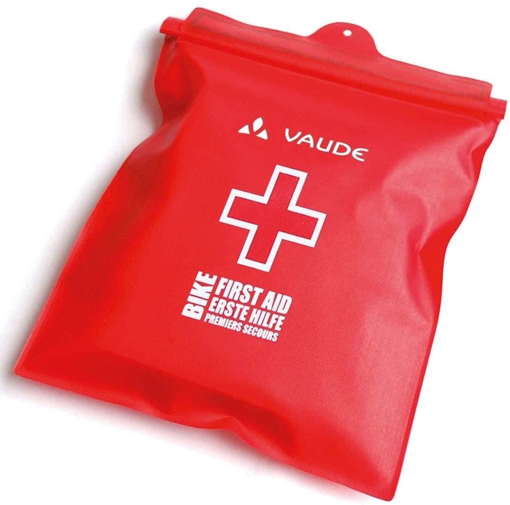 5f23e55c48 Vaude First Aid Kit Bike Essential Waterproof - red white uni