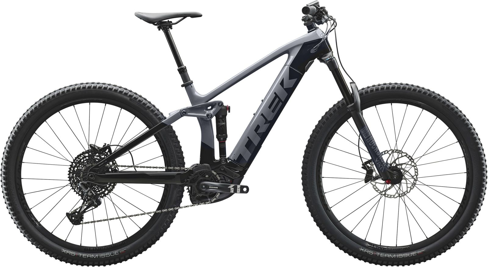 Trek Rail 9.7 - slate/trek black XL