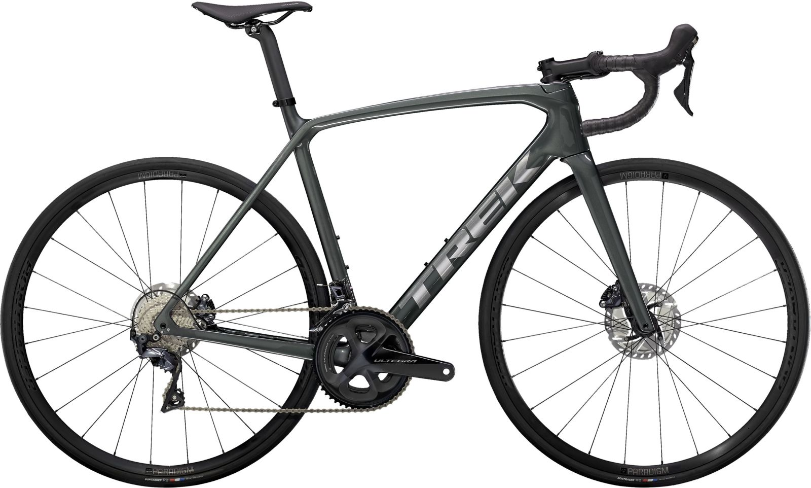 Trek Emonda SL 6 Disc - Lithium Grey/Brushed Chrome 54
