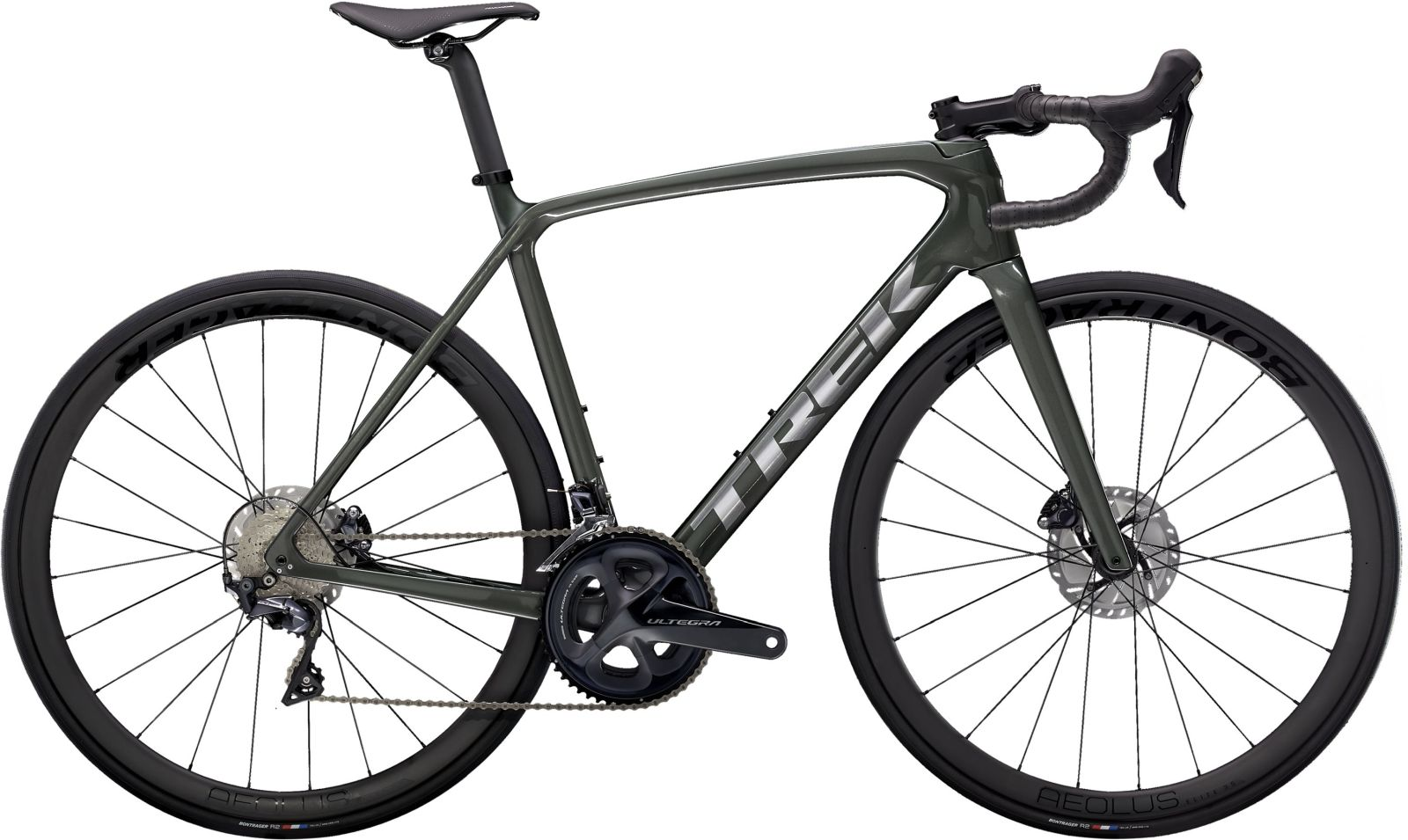 Trek Emonda SL 6 Disc Pro - Lithium Grey/Brushed Chrome 50