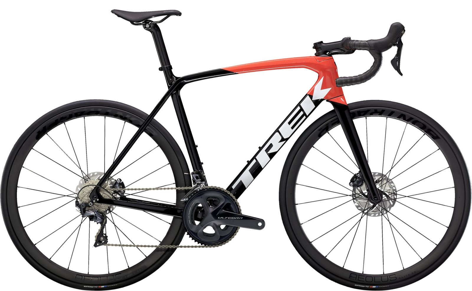 Trek Emonda SL 6 Disc Pro - Trek Black/Radioactive Red 52