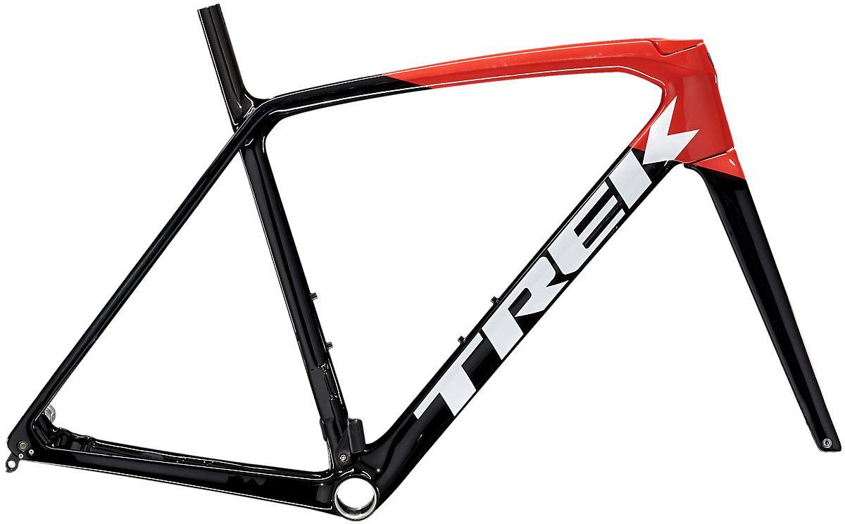 Trek Emonda SL Disc F/S - Trek Black/Radioactive Red 56