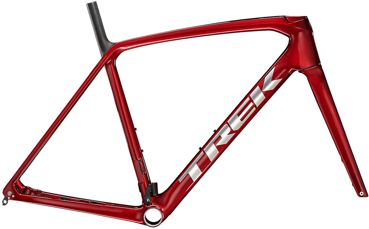 Trek Emonda SLR Disc F/S - Rage Red/Trek Black 50