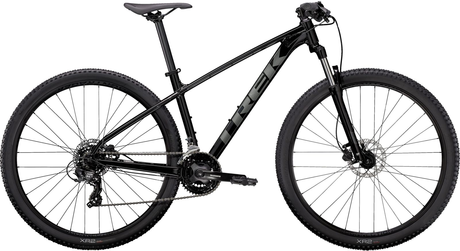 Trek Marlin 5 - Trek Black/Lithium Grey XL