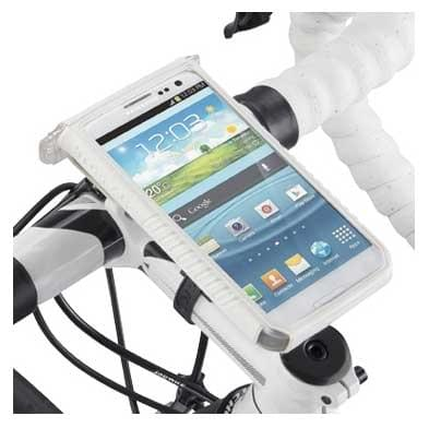 Voděodolný obal na mobil Topeak Smarphone Dry 5 - white - Ski a Bike ... 027a4d0411b