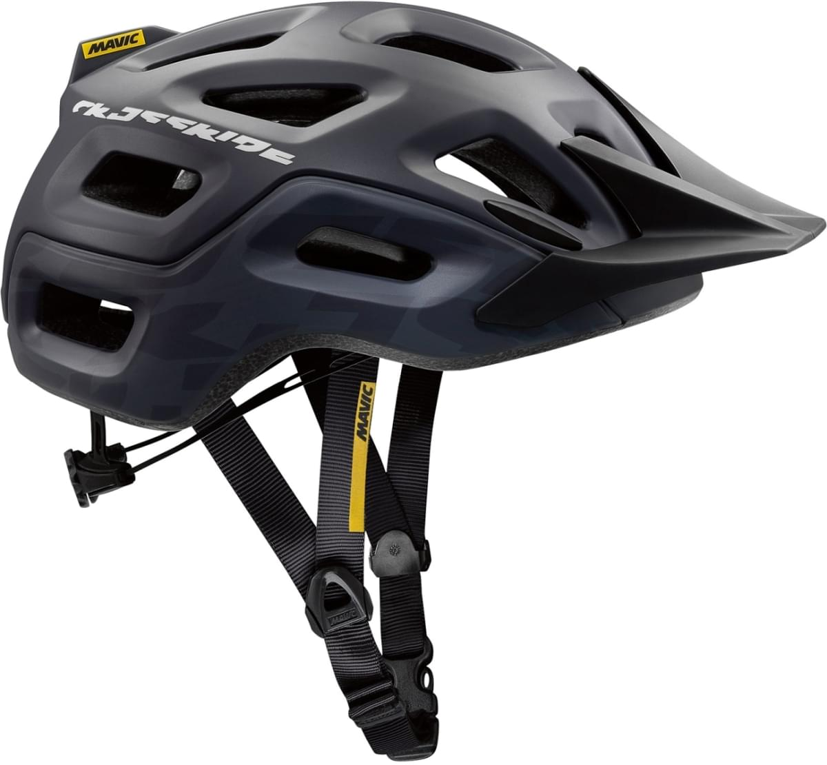 Mavic Crossride Helmet - black/black L-(57-61)