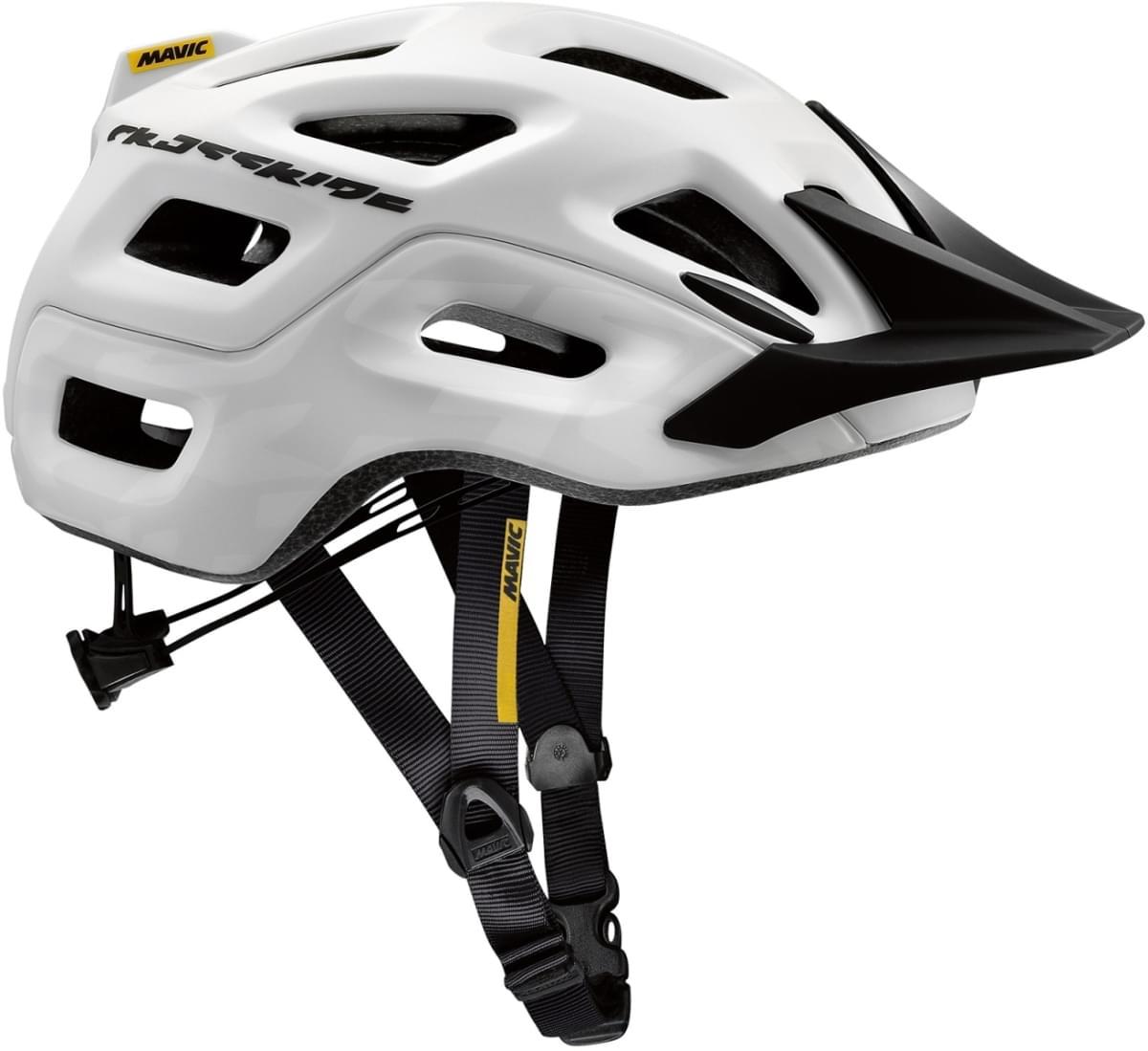 Mavic Crossride Helmet - white/white M