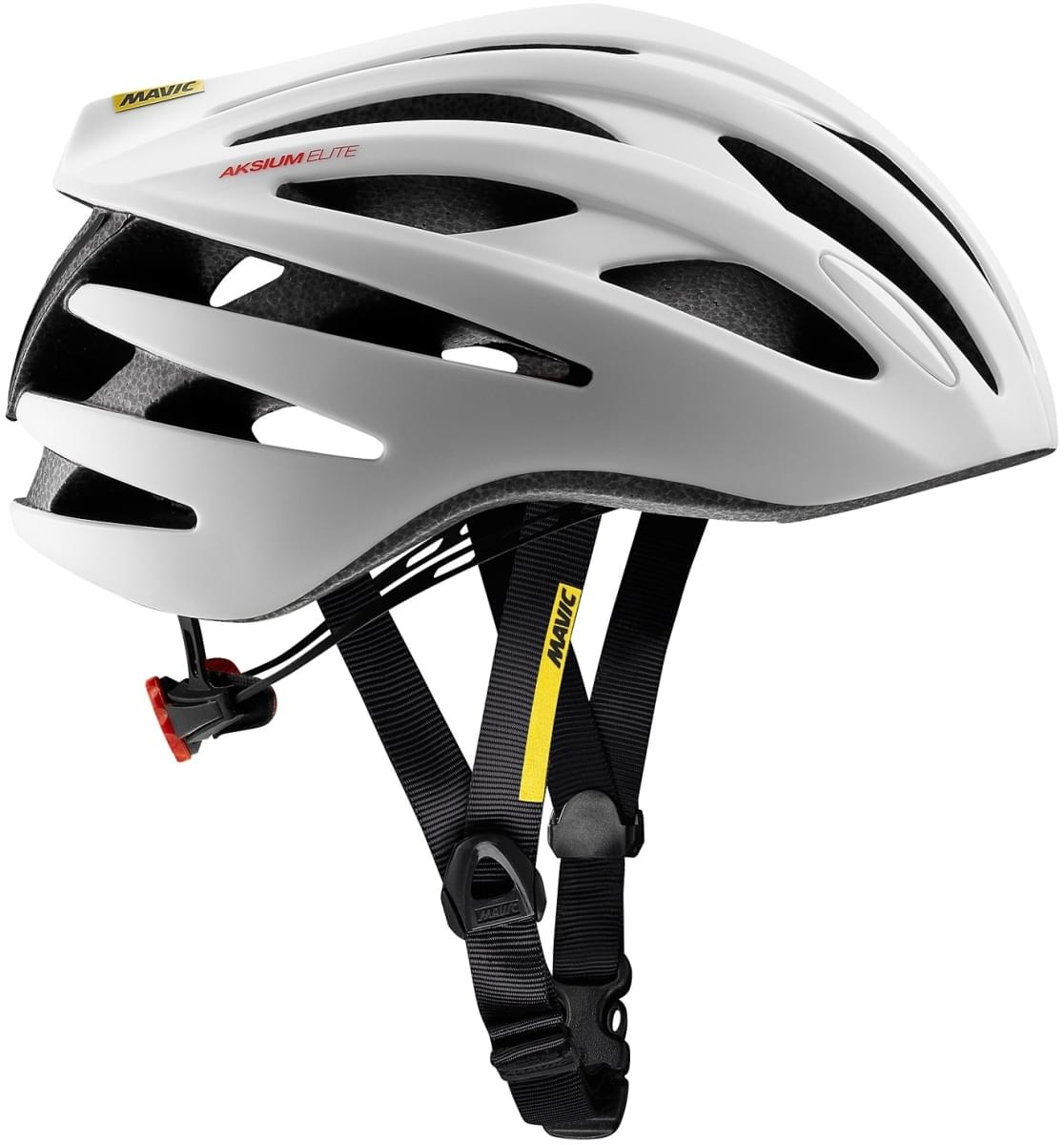 Mavic Aksium Elite Helmet - white/black M
