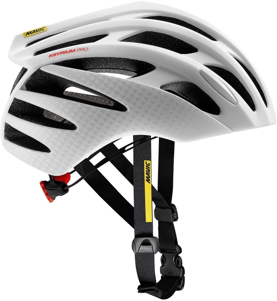 Mavic Ksyrium Pro Helmet - white/black L