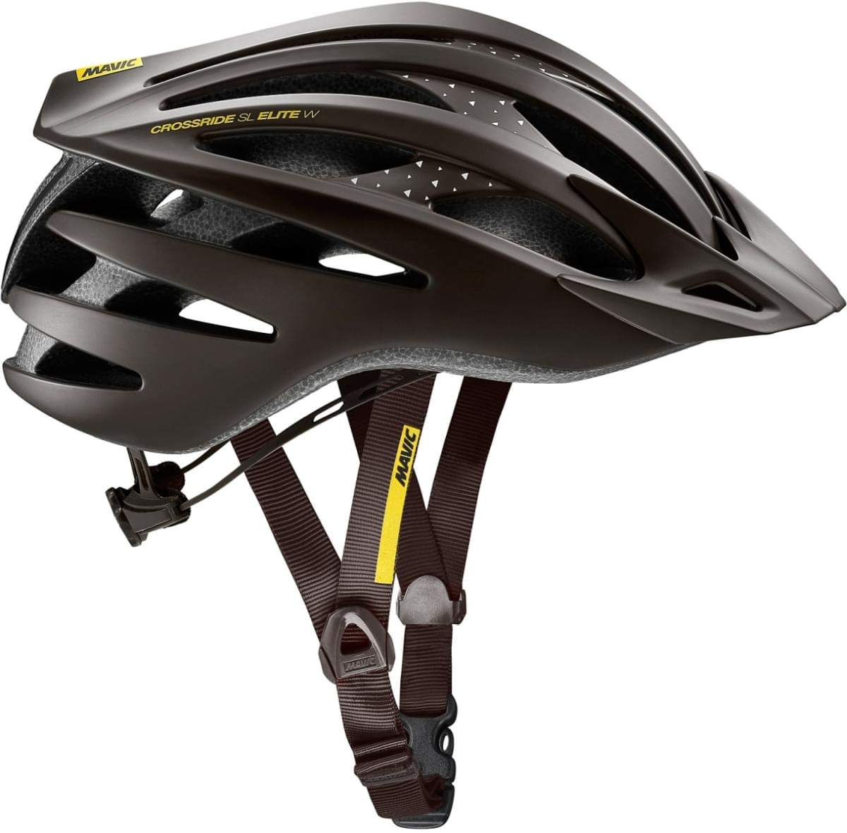 Mavic Crossride Sl Elite Helmet W - after dark/yellow M