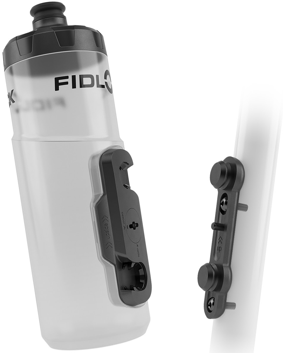Fidlock Twist Bottle Set 600 - clear uni