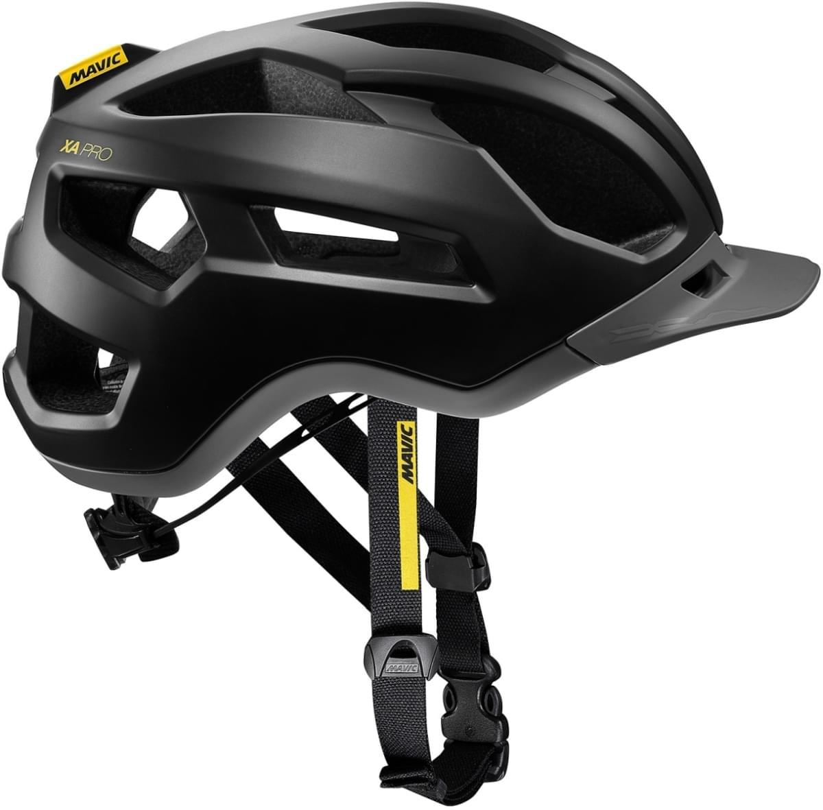Mavic Xa Pro Helmet - black/smoked pearl L
