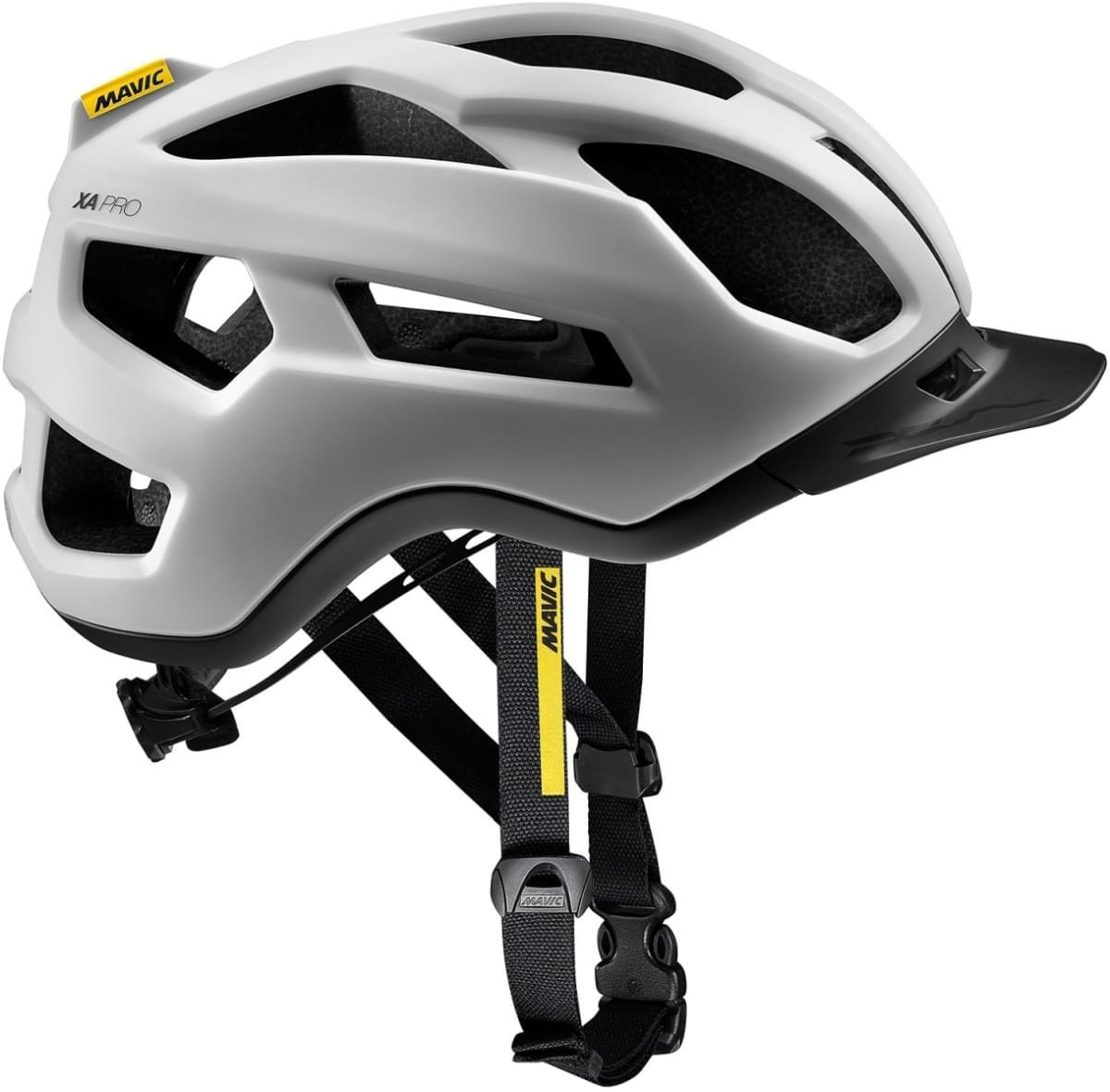 Mavic Xa Pro Helmet - white/black M