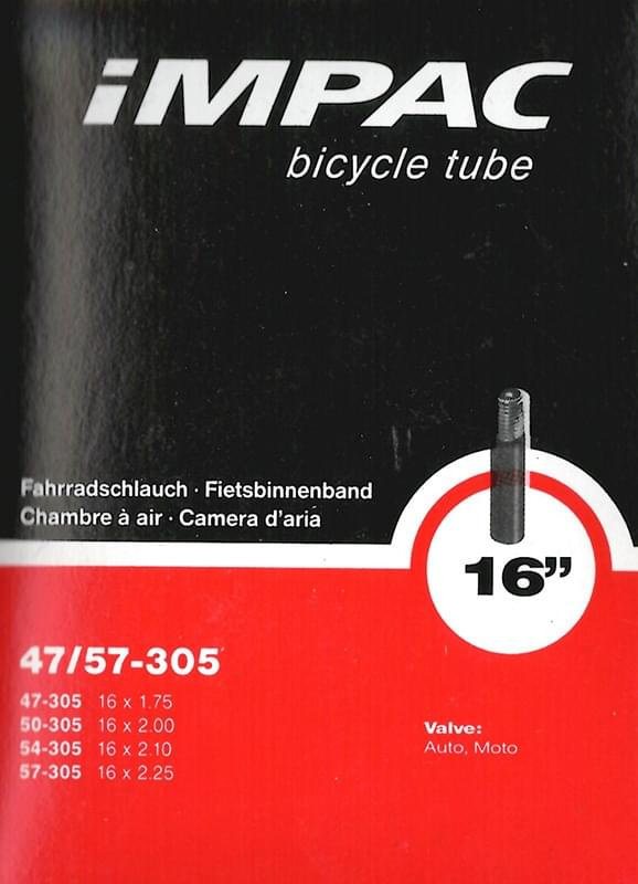 Impac 16x1,75-2,25 auto ventilek