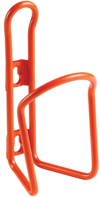 Bontrager Hollow 6mm Water Bottle Cage - orange uni