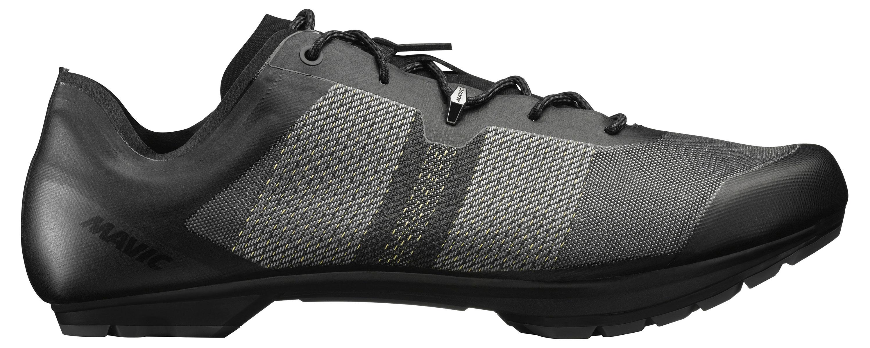 Mavic Allroad Pro Shoe Black/Magnet/Black 45 1/3