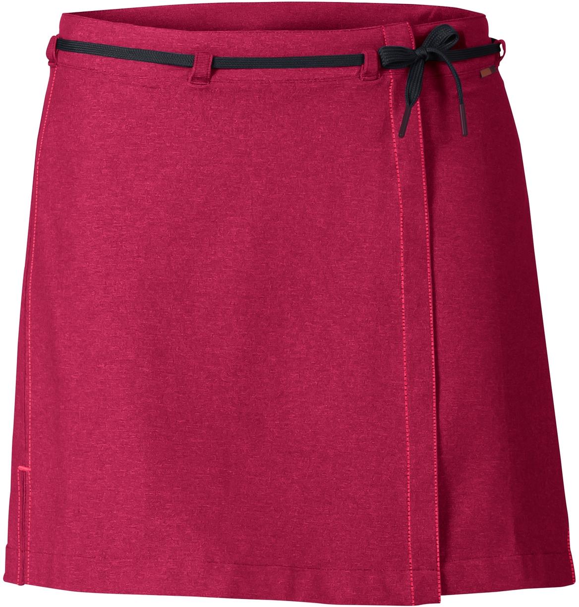 1fe4fdb51546e Vaude Women's Tremalzo Skirt II - crimson red XS. Stylová dámská  cyklistická sukně ...