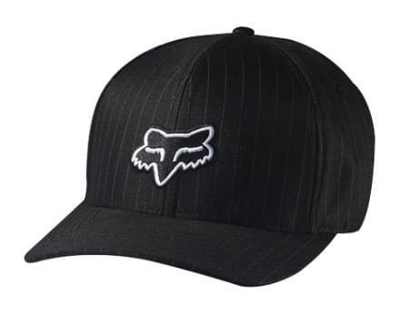 Kšiltovka Fox Legacy - black pinstripe S/M