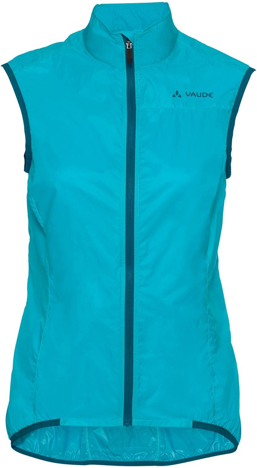 Vaude Women's Air Vest III - cyan 36