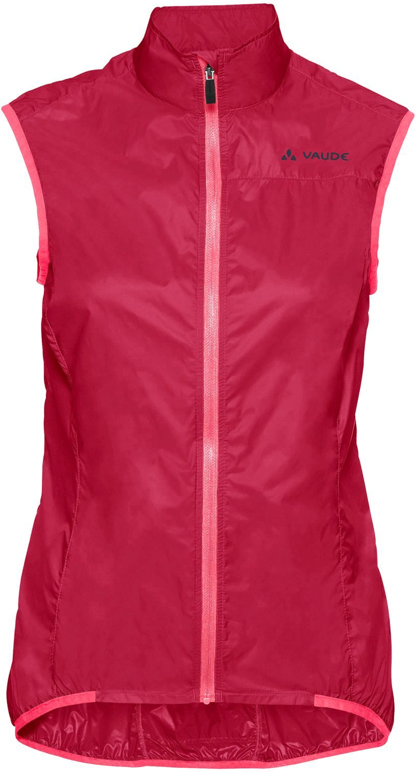 Vaude Women's Air Vest III - cranberry XS