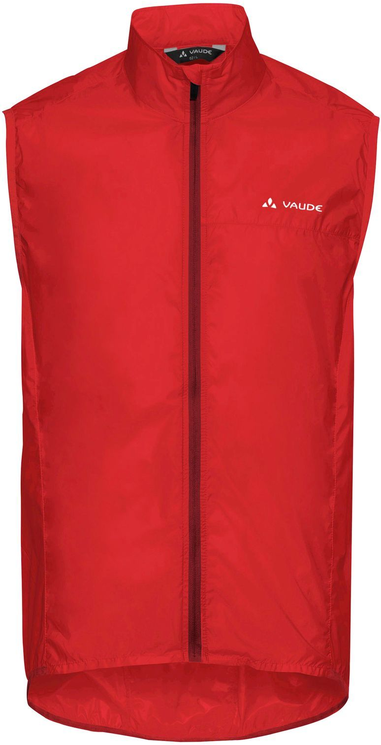 Vaude Men's Air Vest III - mars red L