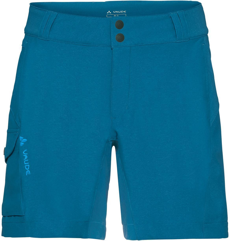 Vaude Women's Tremalzini Shorts - kingfisher XS