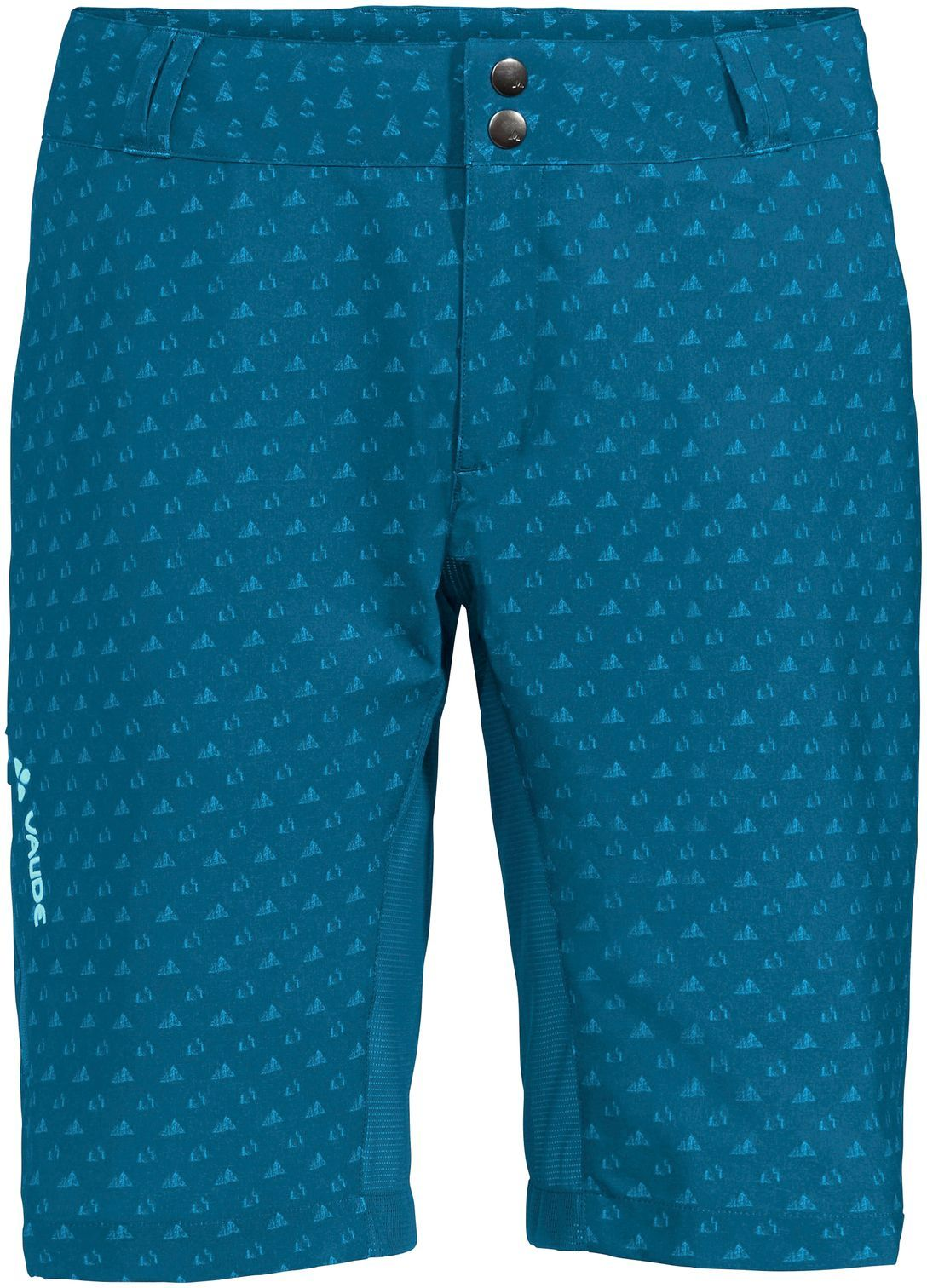 Vaude Women's Ligure Shorts - kingfisher uni XS