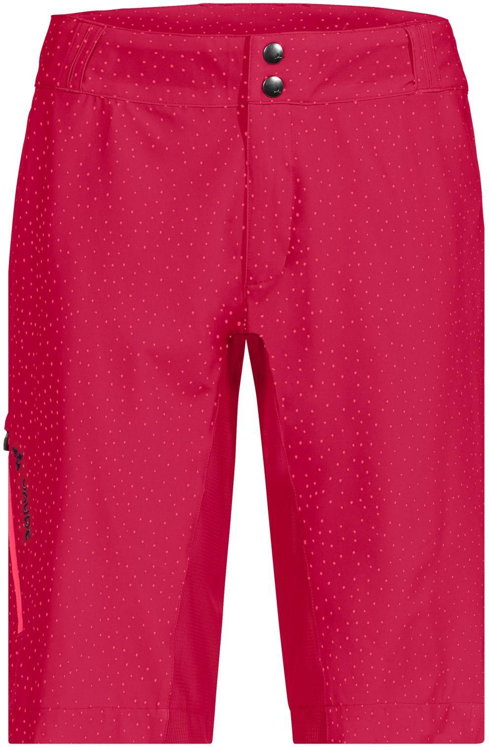 Vaude Women's Ligure Shorts - cranberry XS