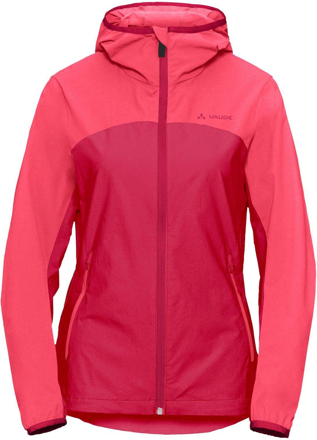 Vaude Women's Moab Jacket III - cranberry S