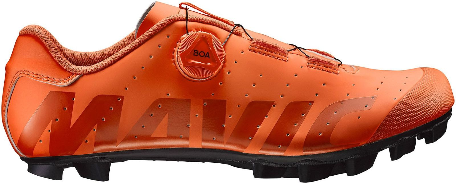 Mavic Crossmax Boa - Red/Orange 43 1/3