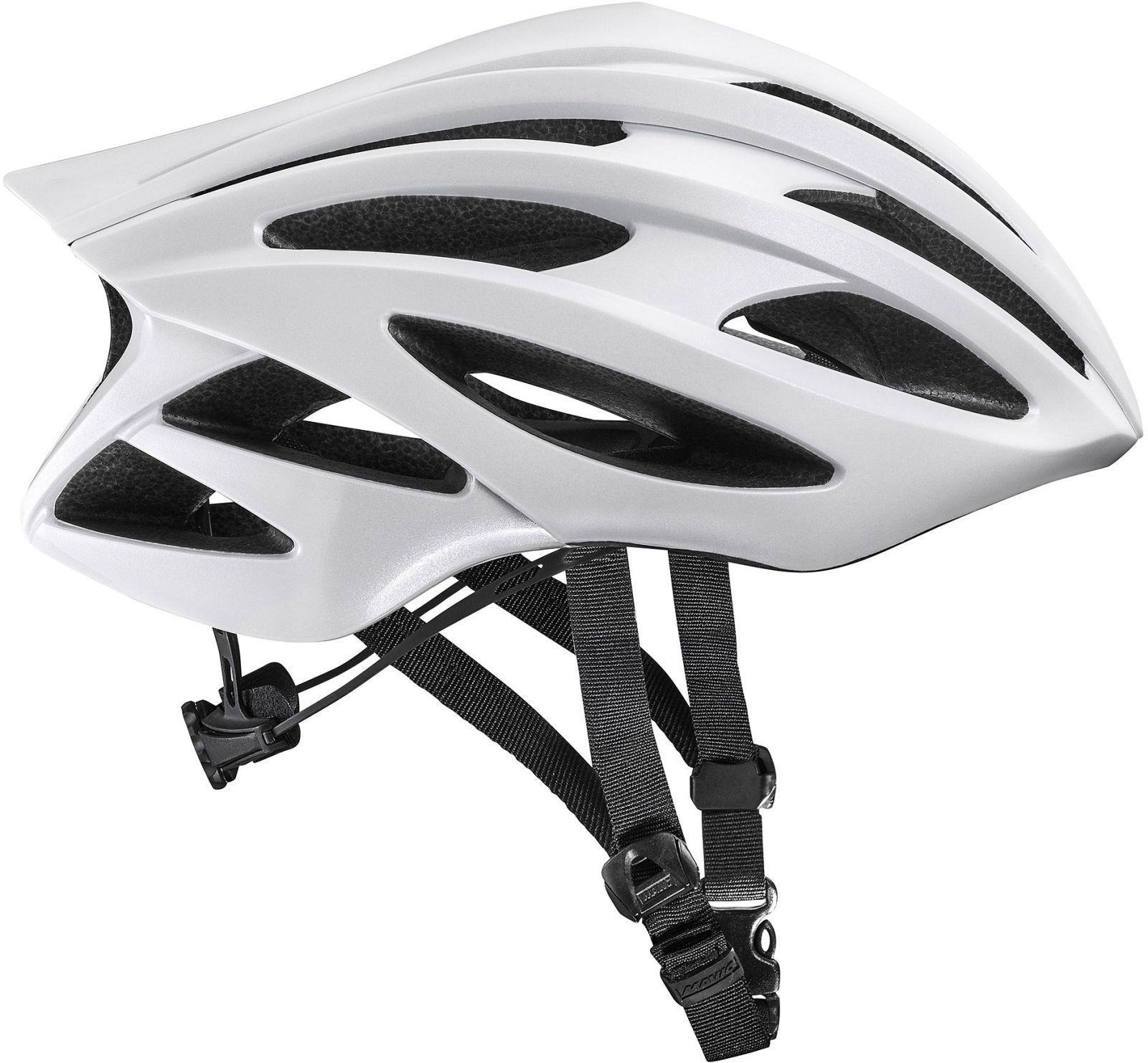 Mavic Cosmic Pro Helmet - White M-(54-59)