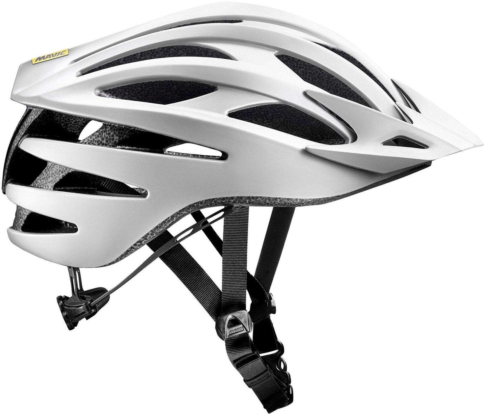 Mavic Crossride SL Elite Helmet - White S-(51-56)