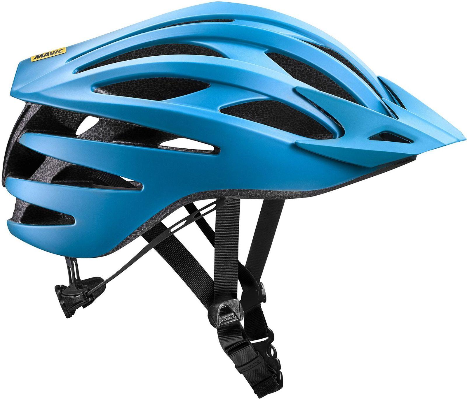 Mavic Crossride SL Elite Helmet - Mykonos Blue M-(54-59)
