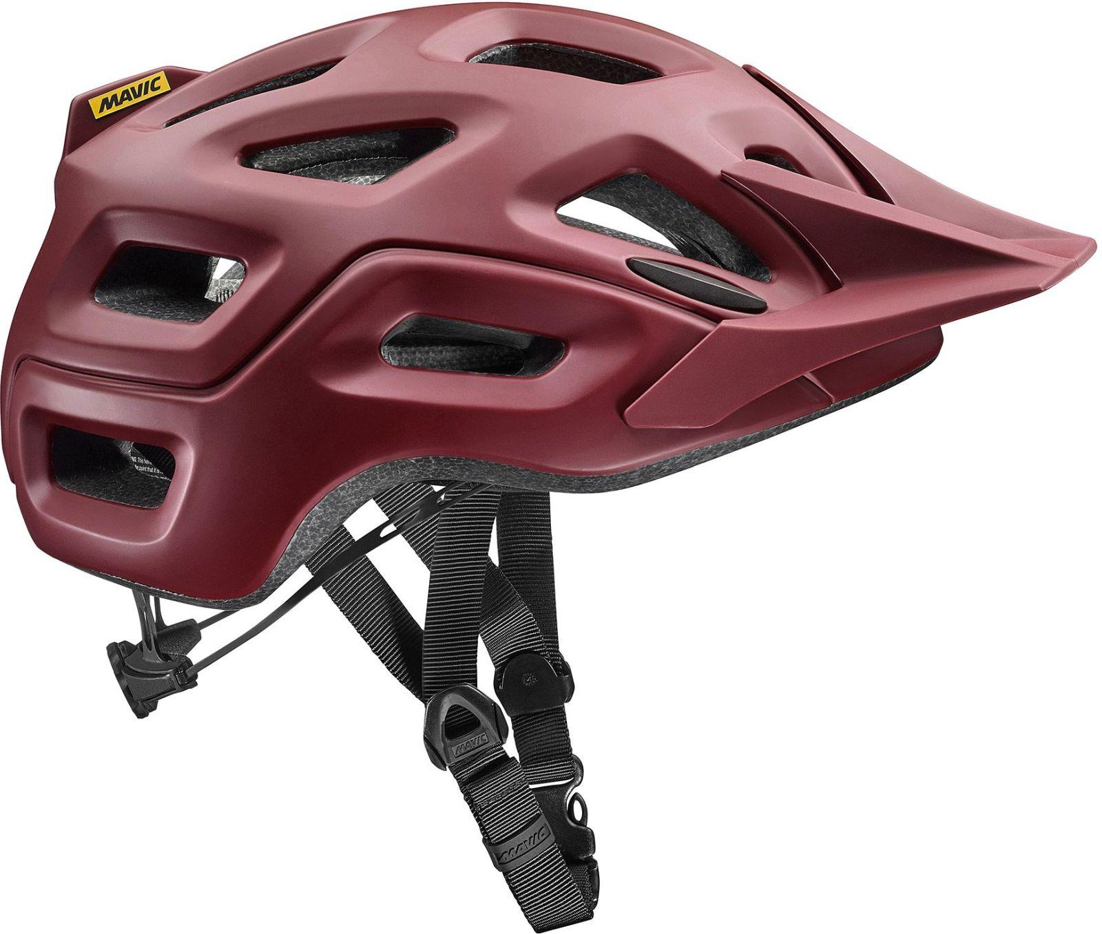 Mavic Crossride Helmet - Syrah S-(51-56)