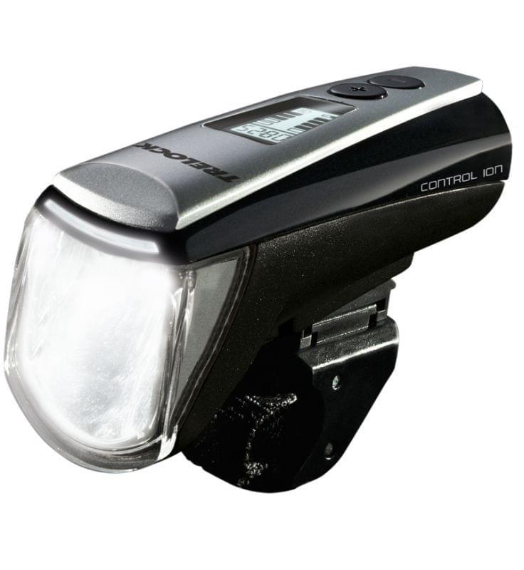 Přední světlo na kolo Trelock LS950 EcoPower uni