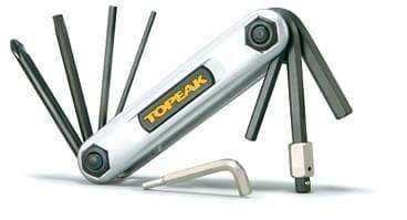Topeak X-Tool - silver uni