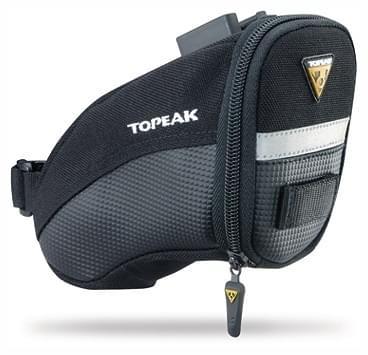 Topeak Aero Wedge Pack Small QuickClick uni