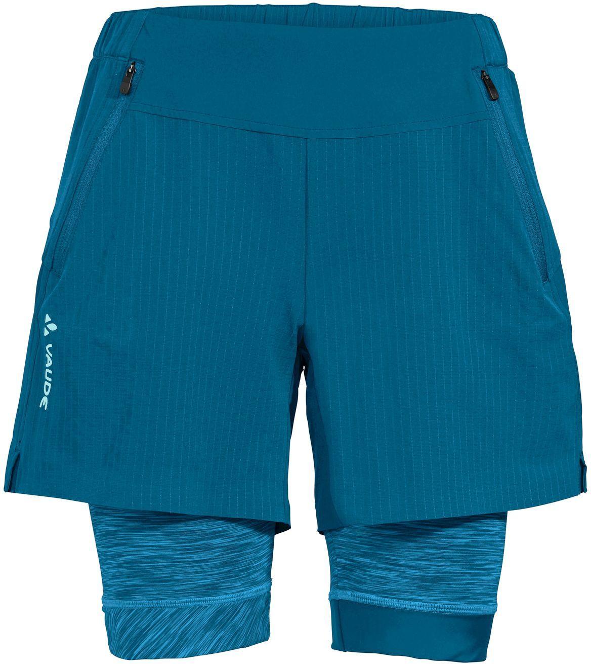 Vaude Women's Altissimi Shorts - kingfisher XS