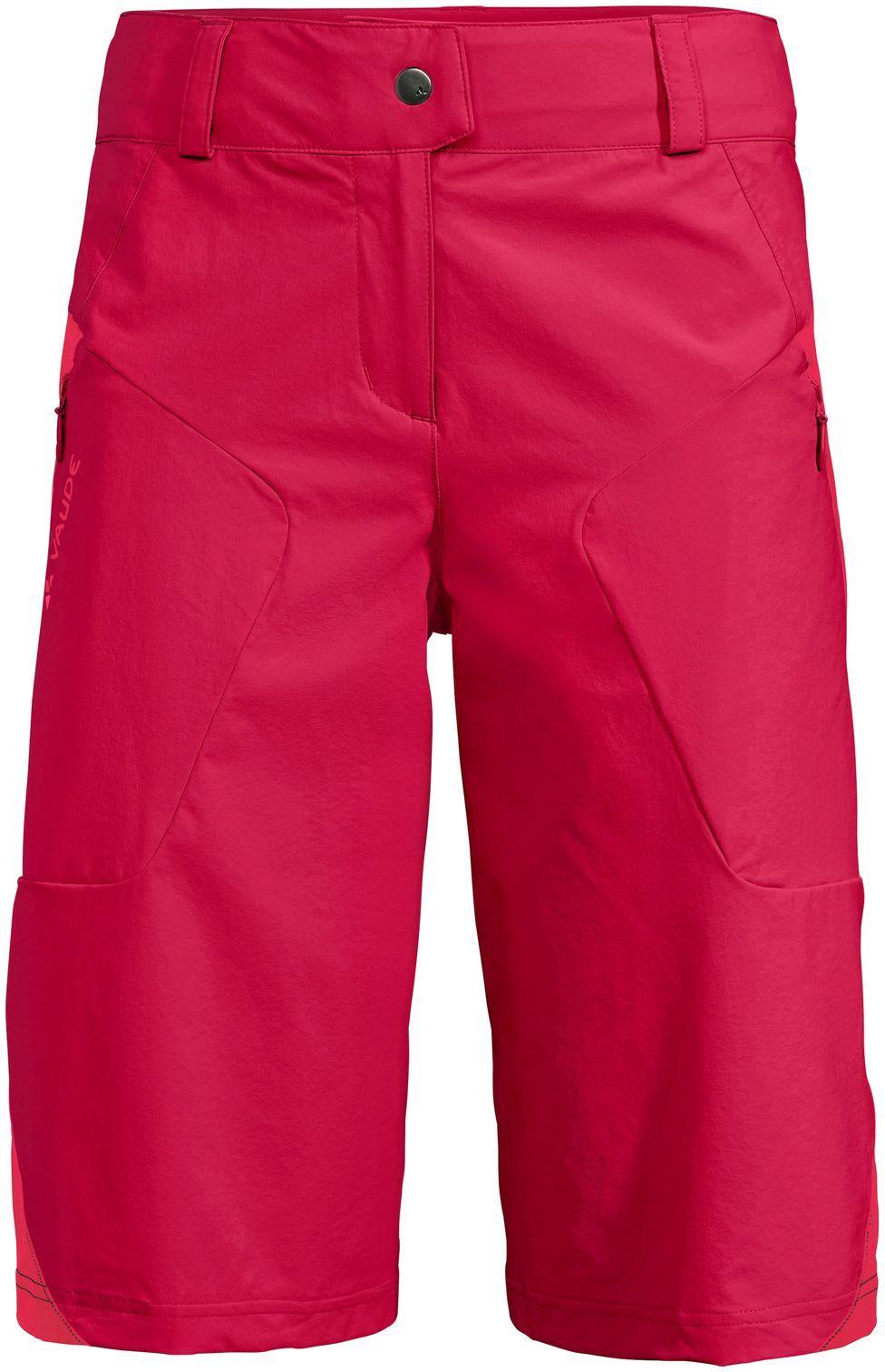 Vaude Women's Altissimo Shorts II - cranberry S