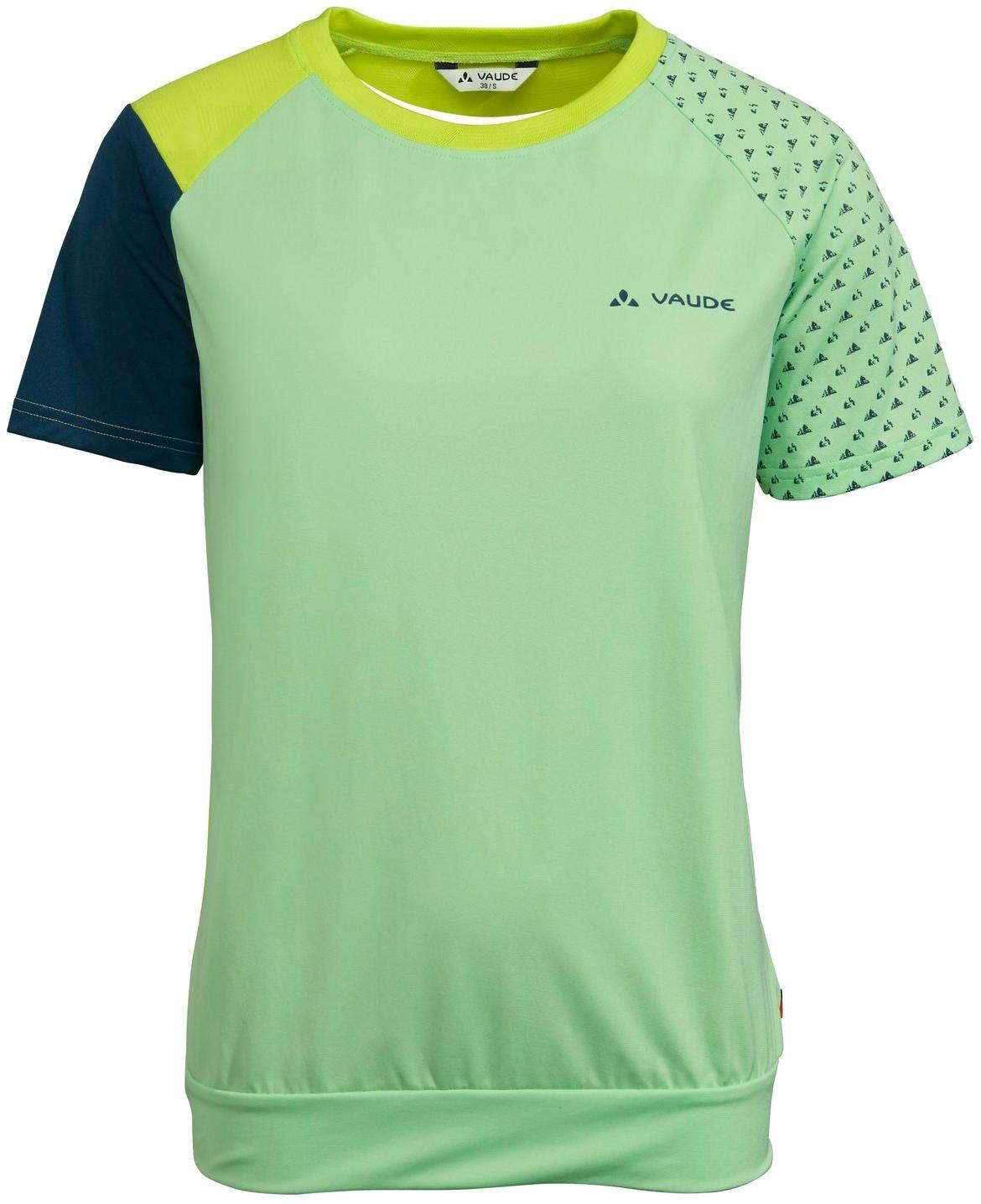 Vaude Women Moab Shirt V - may green M
