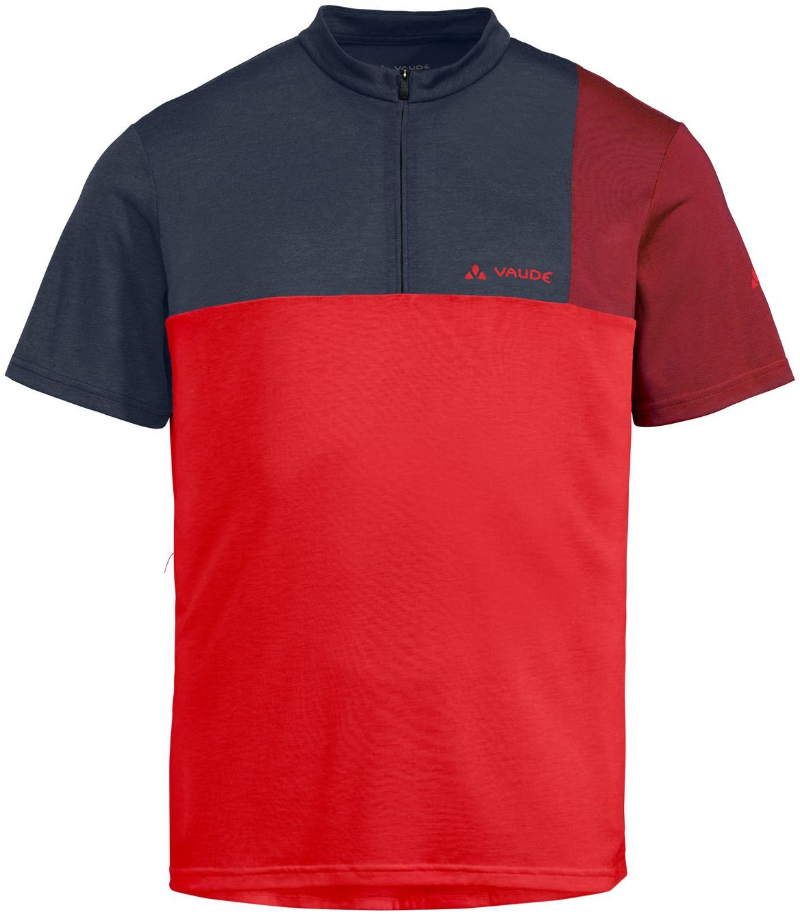 Vaude Men's Tremalzo Shirt V - mars red M