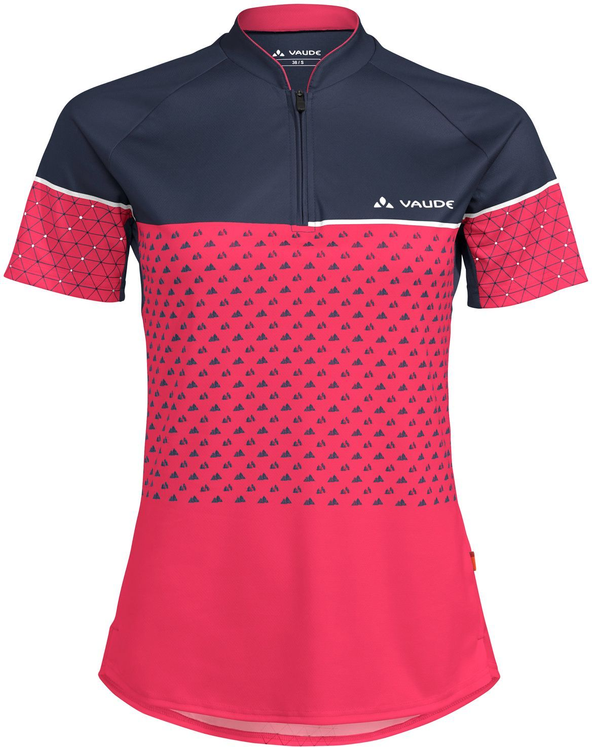 Vaude Women's Ligure Shirt II - eclipse S