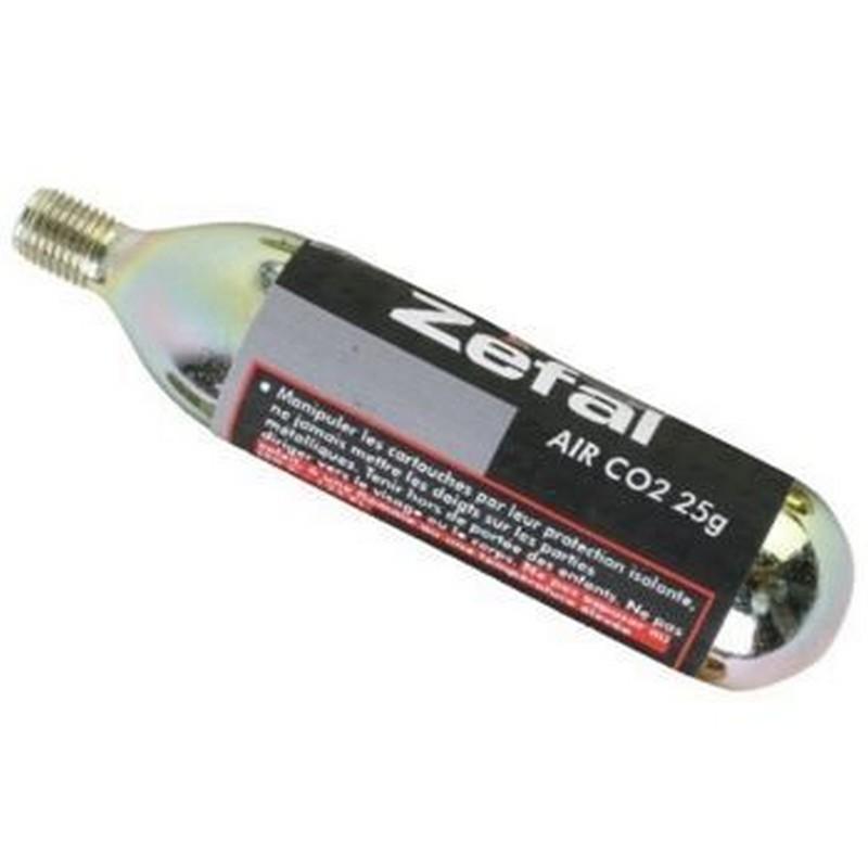 Zefal Air CO2 25 g blister uni