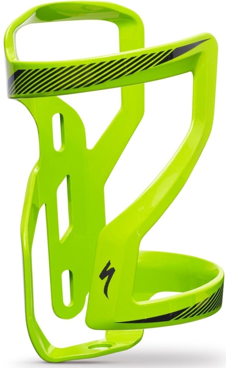 Specialized Zee Cage II Right DT - hyper green/black uni
