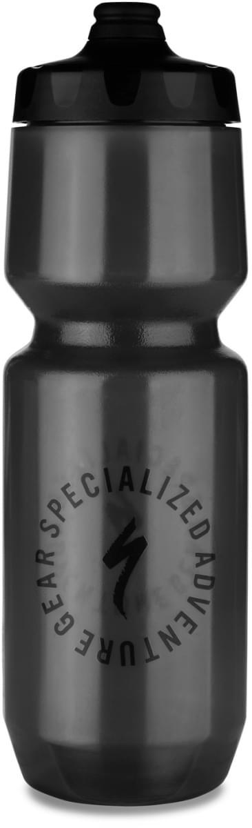 Specialized Purist Fixy 26 oz - translucent black/black uni