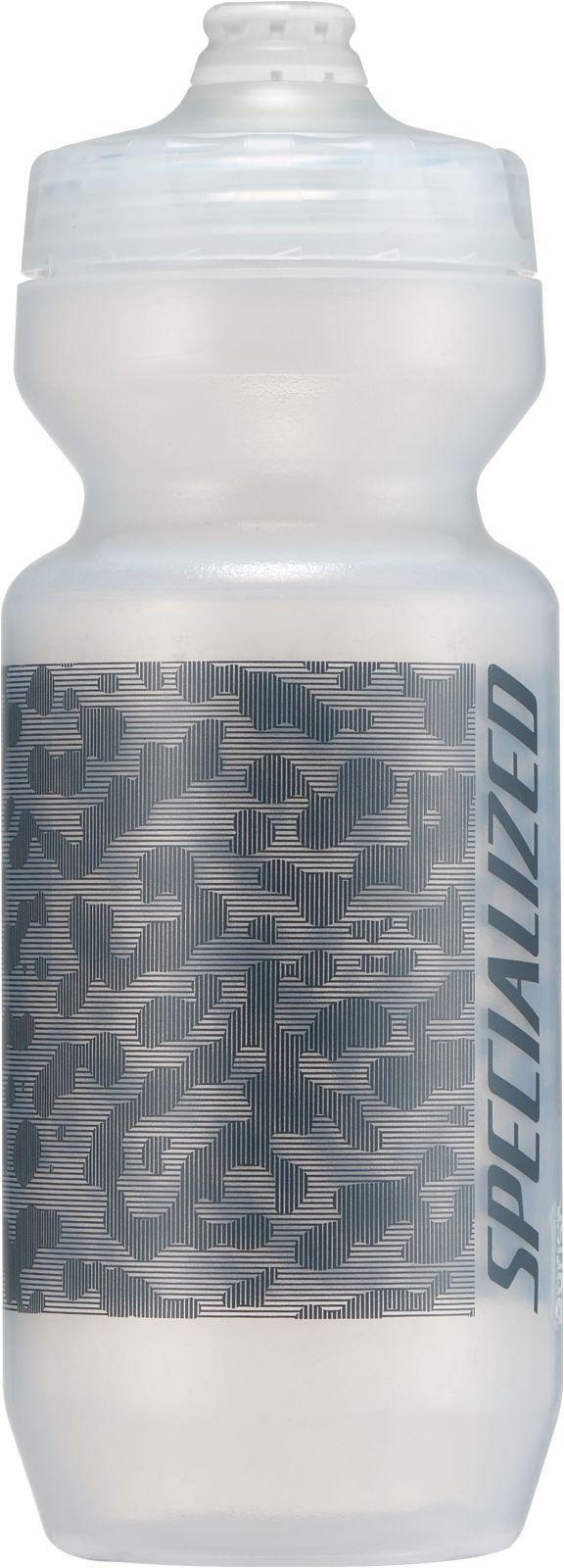 Specialized Purist Fixy 22 oz - translucent/grey terrain camo uni